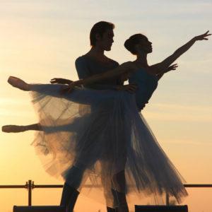 Pilates y Danza - pareja