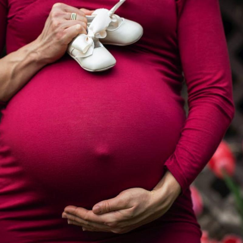 Pilates y Embarazo - vientre gordo