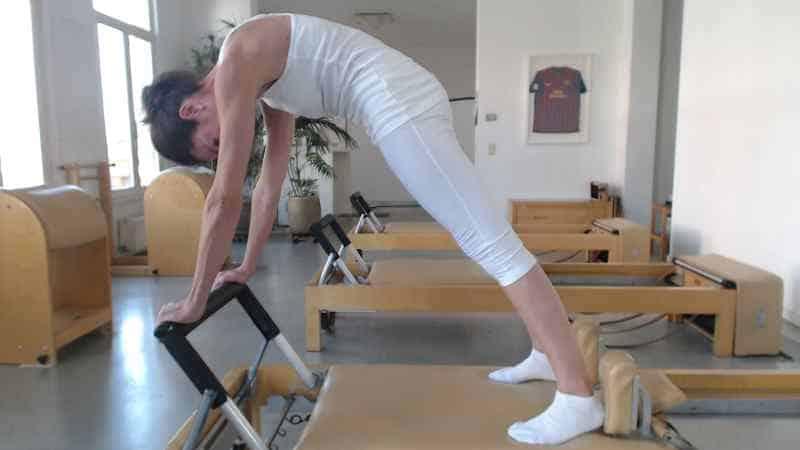 Pilates Principiantes Anna Rubau
