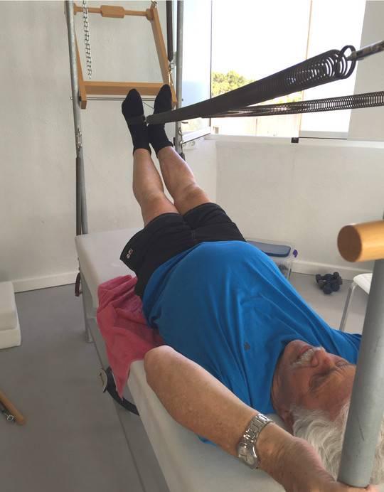 Ejercicio Pilates Terapéutico