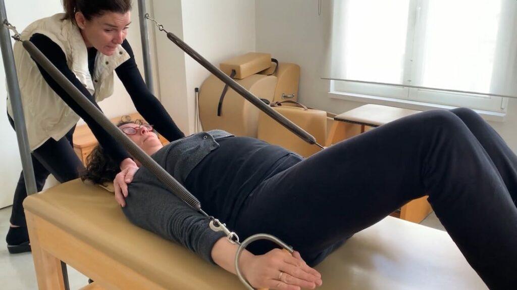 Ejercicios de pilates para músicos